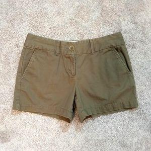 NWOT  Ann Taylor Riviera Shorts